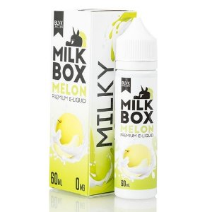Juice BLVK Unicorn Milk Box Melon (60ml/0mg)