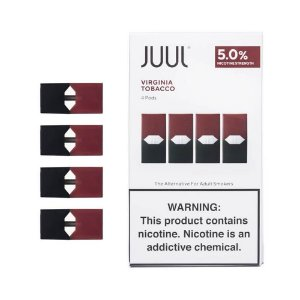 Pod Liquid Juul Virginia Tobacco 0,7ml
