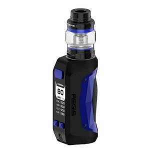 Vape Kit Geek Aegis Mini - Black Blue