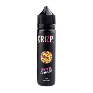 Juice Crizp Berry Crunch (60ml/3mg)