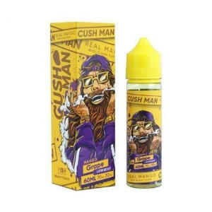 Juice Nasty Cush Man Mango Grape (60ml/0mg)