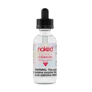 Juice Naked Yummy Strawberry (60ml/0mg)