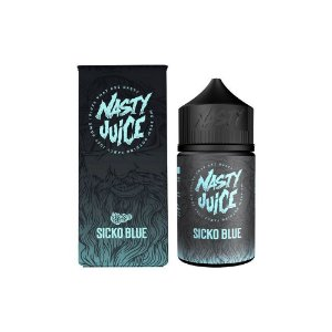Juice Nasty Sicko Blue (60ml/3mg)
