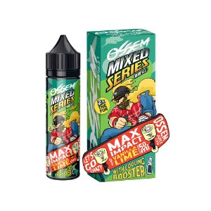 Juice Ossem Max Impact Vanilla Lime (60ml/3mg)