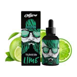 Juice Ossem Fruity Series Brazilian Lime (60ml/3mg)
