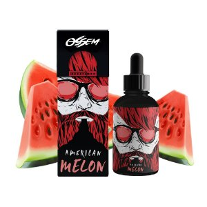 Juice Ossem Fruity Series American Melon (60ml/3mg)