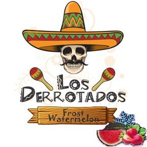 Juice Los Derrotados - Frost Watermelon (30ml/3mg)