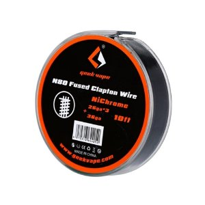 Fio Coil GeekVape Wire N80 Vape Zn07