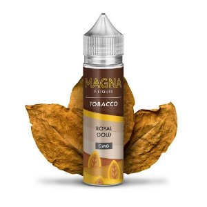 Juice Magna Tobacco Royal Gold (60ml/0mg)