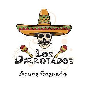 Juice Los Derrotados - Azure Grenade (30ml/0mg)