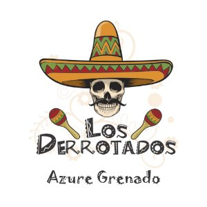 Juice Los Derrotados - Azure Grenade (30ml/3mg)