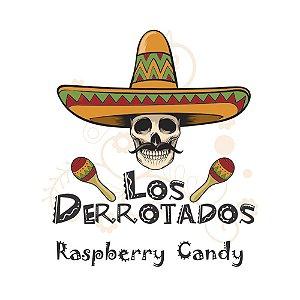 Juice Los Derrotados - Raspberry Candy (30ml/0mg)