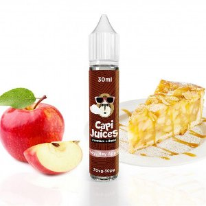 Juice Capijuice Hey, Hey Apple (30ml/3mg)