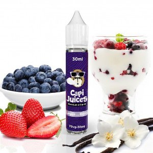 Juice Capijuice Legen Berry (30ml/0mg)