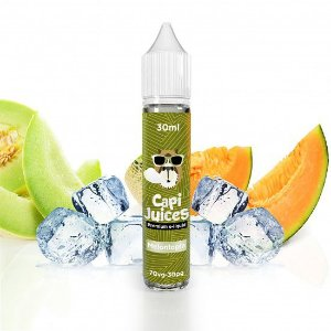 Juice Capijuice Melontopia (30ml/3mg)