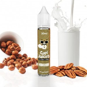 Juice Capijuice Scrat's Nuts (30ml/0mg)