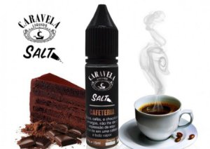 Juice Caravela Salt Cafetaria (15ml/35mg)