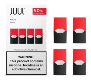 Pod Liquid Juul Fruit Medley 0,7ml