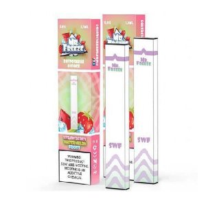 Pod Descartavel Device Mr Freeze - Strawberry Watermelon Frost