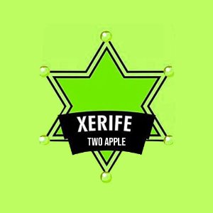 Juice Xerife Two Apple (15ml/0mg)