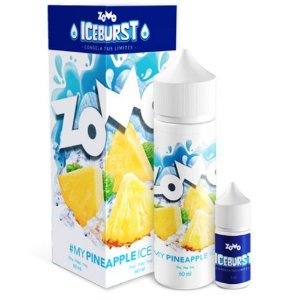 Juice Zomo Ice Burst Pineapple (60ml/3mg)
