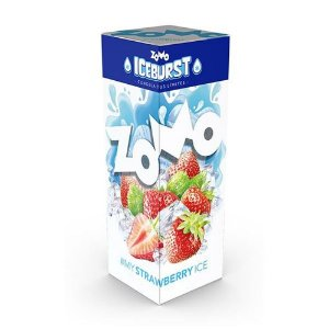 Juice Zomo Ice Burst Strawberry (60ml/3mg)