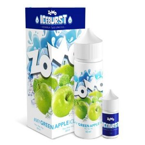 Juice Zomo Ice Burst Green Apple (60ml/3mg)