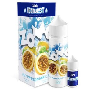 Juice Zomo Ice Burst Passion Mix (60ml/3mg)