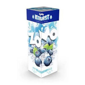 Juice Zomo Ice Burst BlueBerry (60ml/3mg)