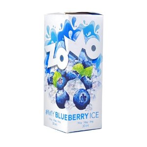 Juice Zomo BlueBerry Ice (30ml/3mg)