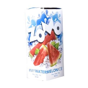 Juice Zomo Watermelon Ice (30ml/3mg)
