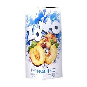 Juice Zomo Peach Ice (30ml/3mg)