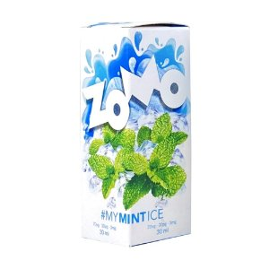 Juice Zomo Mint Ice (30ml/3mg)
