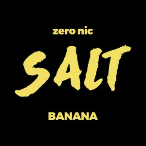 Juice Xerife Nic Salt Banana (15ml/0mg)