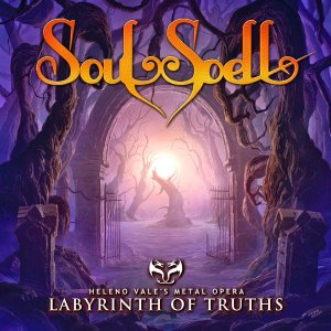 CD - SOULSPELL METAL OPERA - ACT II - LABYRINTH OF TRUTHS