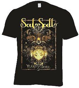 CAMISETA SOULSPELL X YEARS OF SOUL