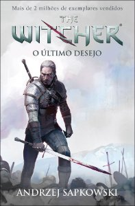 THE WITCHER - O ÚLTIMO DESEJO - VOL. 1 - CAPA DO GAME
