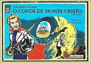 O conde de monte cristo em cordel