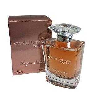Perfume Evolution Rose Lacqua di Fiori Feminino 100ML