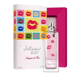 Perfume Delicious Kiss Lacqua di Fiori 50ML