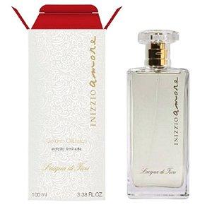 Perfume Inizzio Amore Golden Classics Lacqua di Fiori 100ML
