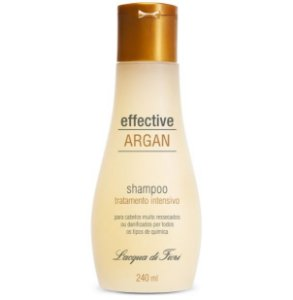 Shampoo Effective Argan Lacqua di Fiori 240ML