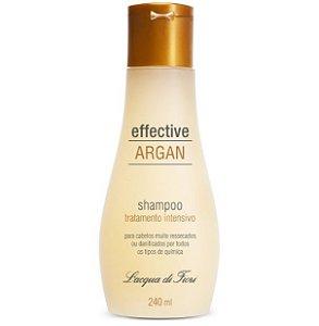 Shampoo Effective Argan Lacqua di Fiori 240ML