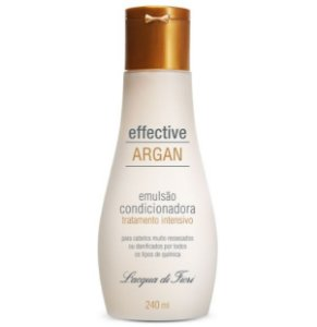 Condicionador Argan Effective Lacqua di Fiori 240ML