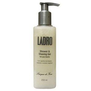 Ladro Shower & Shaving Gel Lacqua di Fiori 200ML