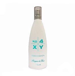 H2O 4XY Desodorante Spray Lacqua di Fiori 115ML