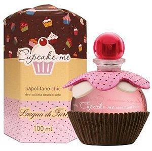Perfume Cupcake Me Napolitano Chic Lacqua di Fiori 100ML