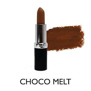 Batom Velvet Matte Choco Melt Lacqua di Fiori 3,5g