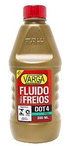 FLUIDO DE FREIO DOT 4 200ML VARGA
