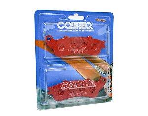 PASTILHA DE FREIO CBR 1000F 1993-1999 COBREQ